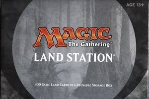 Magic, Land Station