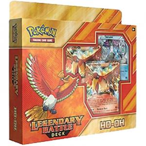 Pokémon, Legendary Battle Decks - Ho-Oh EX