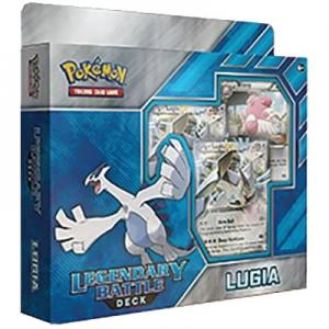 Pokémon, Legendary Battle Decks - Lugia EX