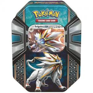 Pokémon, Legends of Alola Tin - Solgaleo GX