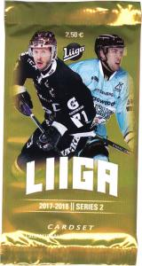 1 Pack 2017-18 Finnish Liiga s.2