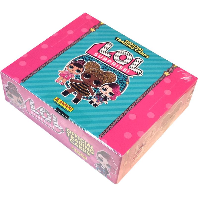 Hel Box (24 Paket) L.O.L. Surprise samlarkort