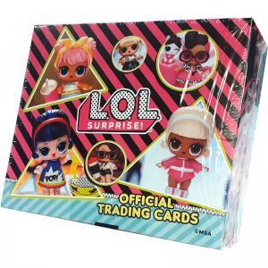 Hel Box (24 Paket) L.O.L. Surprise #Glamlife trading cards