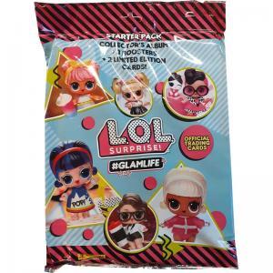 Starter Pack L.O.L. Surprise #Glamlife samlarkort