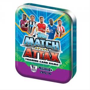 Pocket Tin Match Attax Premier League 2015-16 Nordic Edition