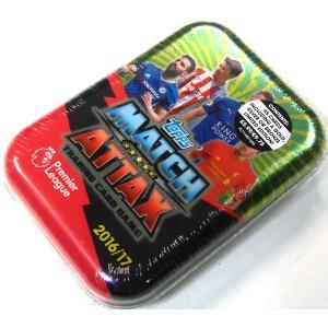 Pocket Tin, 2016-17 Match Attax Premier League