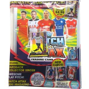 Starter pack, 2016-17 Match Attax Premier League