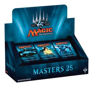 Magic, Masters 25, 1 Display (24 Boosters)