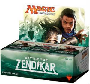 Magic, Battle for Zendikar, Display (36 Booster)