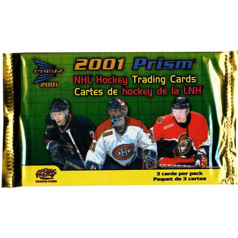 1st Paket 2001 McDonalds Prism