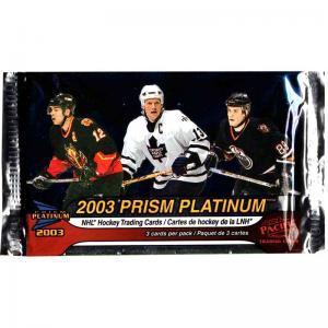 1st Paket 2003 McDonalds Prism