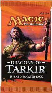 Magic, Dragons of Tarkir, 1 Booster