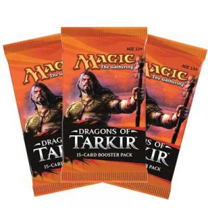 Magic, Dragons of Tarkir, 3 Booster