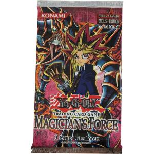 Yu-Gi-Oh, Magician's Force, 1 Booster (1st Ed.)