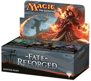 Magic, Fate Reforged, 1 Display (36 Boosters)