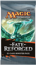 Magic, Fate Reforged, 1 Booster