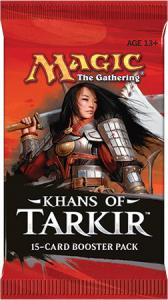 Magic, Khans of Tarkir, 1 Booster