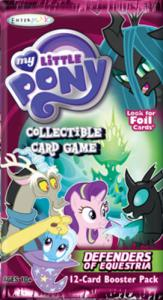 My Little Pony, Defenders of Equestria, 1 Booster