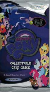 My Little Pony, Premiere, Booster Pack