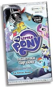 My Little Pony, The Crystal Games, Booster Pack