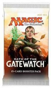 Magic, Oath of the Gatewatch, 1 Booster