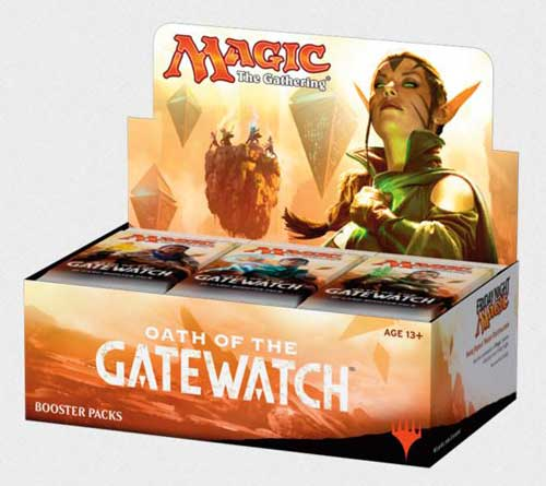 Magic, Oath of the Gatewatch, Display (36 booster)