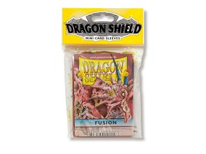 Mini-size sleeves (YGO) - Dragon Shield - Fusion (50)