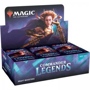 Magic, Commander Legends, Display (24 Boosters)