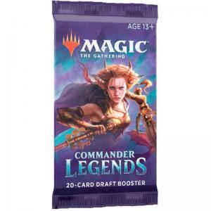 Magic, Commander Legends, 1 Booster
