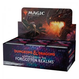 Magic, Forgotten Realms, Draft Booster Display