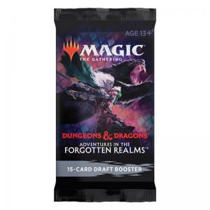 Magic, Forgotten Realms, 1 Draft Booster