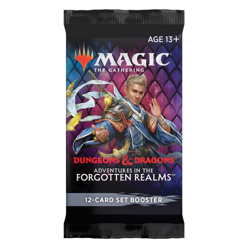 Magic, Forgotten Realms, 1 Set Booster