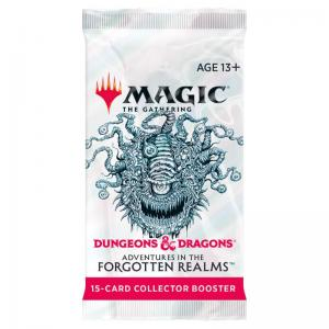 Magic, Forgotten Realms, Collector Booster, 1 Booster