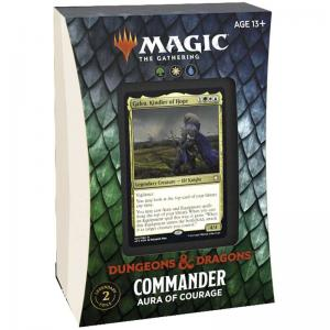 Magic, Forgotten Realms, Commander Deck: Aura of Courage