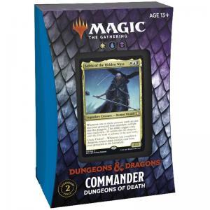 Magic, Forgotten Realms, Commander Deck: Dungeons of Death