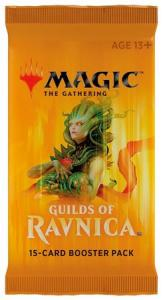 Magic, Guilds of Ravnica, 1 Booster