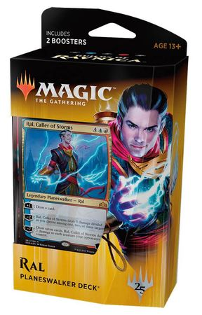 Magic, Guilds of Ravnica, Planeswalker Deck - Ral, Caller of Storms