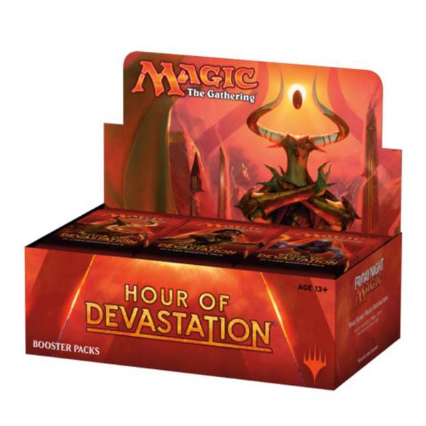 Magic, Hour of Devastation, Display