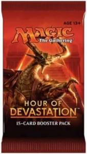 Magic, Hour of Devastation, 1 Booster