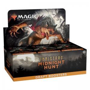 Magic, Innistrad Midnight Hunt, Draft Booster Display