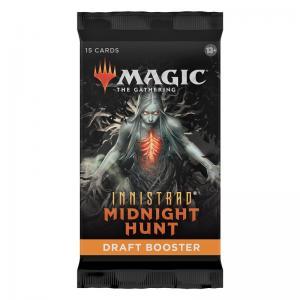 FÖRKÖP: Magic, Innistrad Midnight Hunt, 1 Draft Booster (Preliminär release 24:e september 2021)