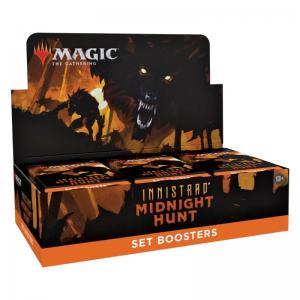 Magic, Innistrad Midnight Hunt, Set Booster Display