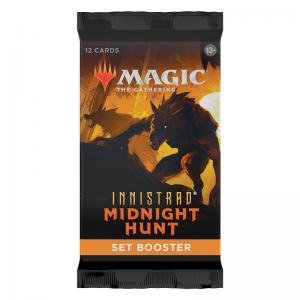 FÖRKÖP: Magic, Innistrad Midnight Hunt, 1 Set Booster (Preliminär release 24:e september 2021)