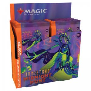 Magic, Innistrad Midnight Hunt, Collector Booster Display