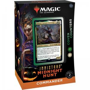 Magic, Innistrad Midnight Hunt, Commander Deck: Coven Counters