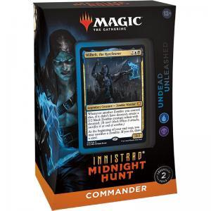 Magic, Innistrad Midnight Hunt, Commander Deck: Undead Unleashed