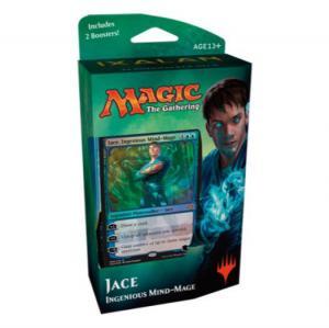 Magic, Ixalan, Planeswalker Deck - Jace, Ingenious Mind-Mage