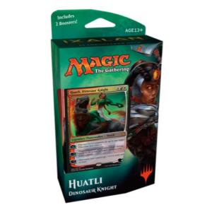Magic, Ixalan, Planeswalker Deck - Huatli, Dinosaur Knight