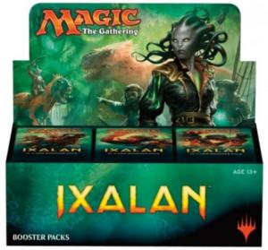 Magic, Ixalan, Display