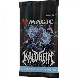 Magic, Kaldheim, Collector Booster, 1 Booster